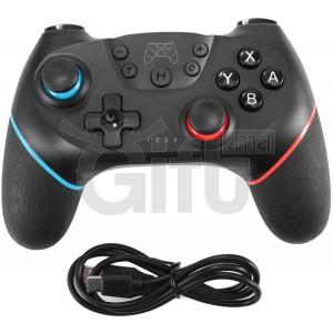 IPEGA sans fil Bluetooth manette 6 axes gyroscope Vibration jeu Joystick contrôleur de jeu pour nintention Switch Pro NS-Switch NS Pro