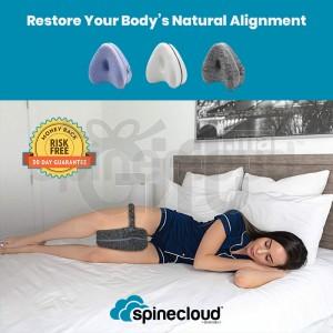 Coussin orthopédique pour les jambes et genou