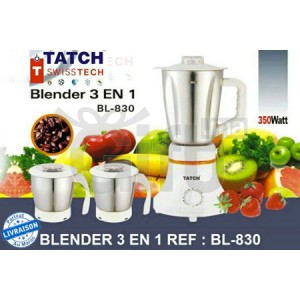 Blender 3 en 1 - Tatch Swisstech