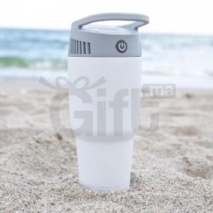 Airwirel - Portable Souffleur à air - Double usage pour Chauffage & Refroidissement