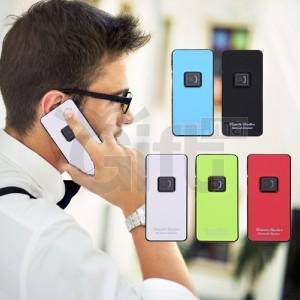 2en1 Ecouteur Bluetooth + Télécommande Déclencheur pour Téléphone Mobile