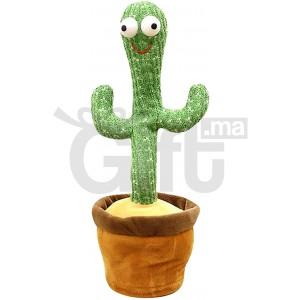 Jouet Cactus dansant en peluche