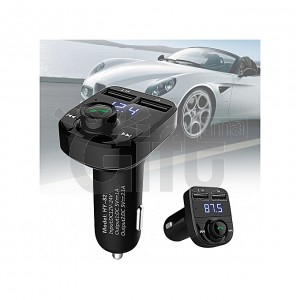Car X8 Wireless FM Car Charger