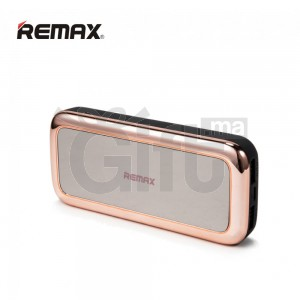 BATTERIE DE SECOURS - MIROIR - Remax (PowerBank)