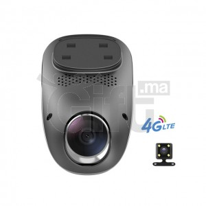 Mini DashCam DVR Caché 4G Double Objectif Full HD 1080P