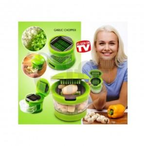 Hachoir Manuel Multi-Fonctionnelle à Légumes