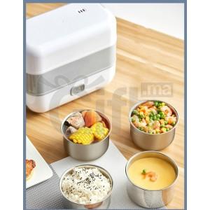 Lunch box Chauffe plats électrique