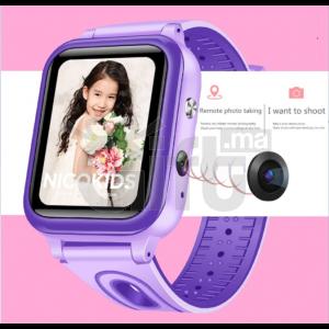Smartwatch enfants étanche avec GPS avec caméra L60
