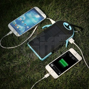 PowerBank Solaire - A6