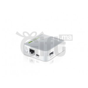 Routeur portable 3G/4G WiFi N TL-MR3020