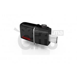 Clé USB OTG - Sandisk Ultra Dual USB Drive 3.0 - 32 Go