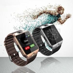 Montre GSM Bluetooth Avec Caméra Carte SIM - SmartWatch