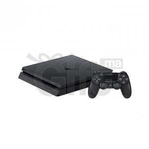 Sony PlayStation 4 Slim (1000 Go) - Noir