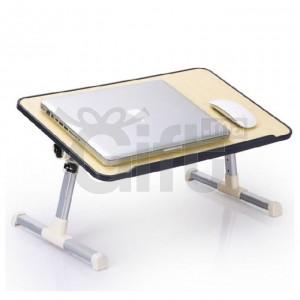 Table De PC Portable Réglable Avec Ventilateur de Refroidissement