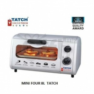 Mini Four électrique - 8L - Tatch SwissTech