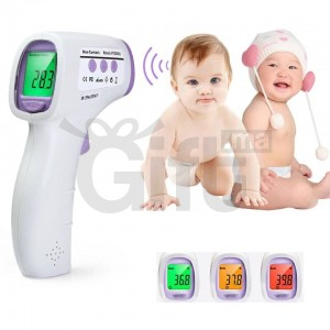 Digital LCD Thermomètre Infrarouge bébé Haute précision