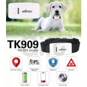 KSTAR Tk909 Smart pour animal domestique GPS Tracker pour chien/chat/Vache avec Gardiennage virtuel