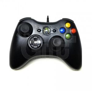 Manette Console Filaire Xbox 360 - Noire (XBOX360)