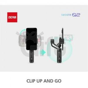 Zhiyun Stabilisateur Smartphone Smooth Q2