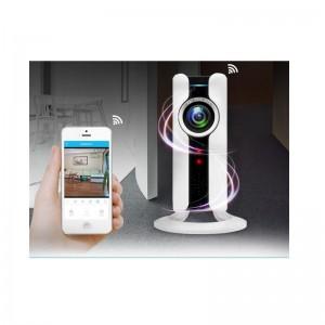 Caméra Breach Horizon 720 P Sans Fil Mini IP Caméra 180 Degrés Vue Fisheye - Vidéo Surveillance Caméra P2P VR-Caméra