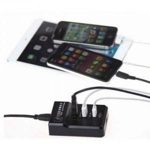 Chargeur Rapide de 4 Port USB - Haute Qualité