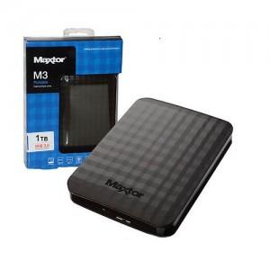 Maxtor Disque Dur Externe 1000 GB - M3 Portable