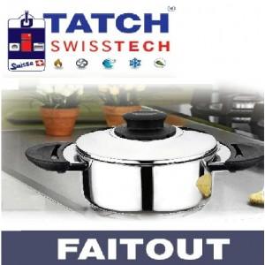 Faitout Marmite - Tatch SwissTech