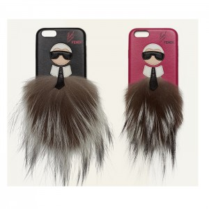 Coque Fendi IPhone 7 plus - Karl Lagerfeld