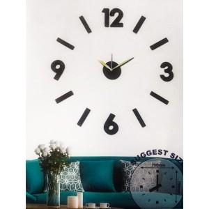 Horloge Murale 3D Design Moderne
