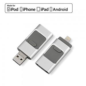 USB 64GB - İ-Easy Drive OS/Mac/Android/Windows