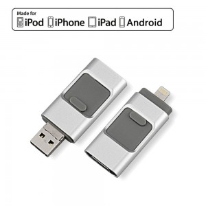USB 8 GB - İ-Easy Drive OS/Mac/Android/Windows