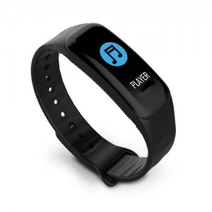 Smart Fitness Watch - Black - Infinix - XB03 XBand 3