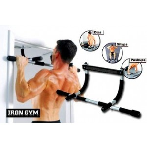 Barre fixe Traction Musculation Qualité - Iron GYM