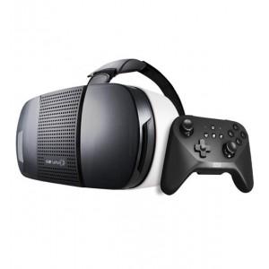 Lunettes de réalité virtuelle 3D VR, merveilleuse expérience Real 3D + Manette De Jeu Portable - Lefant