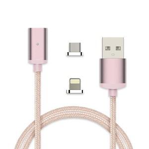 Câble Magnétique de Charge - Pour  Android et iPhone