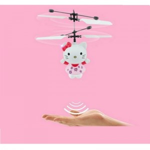Super Hello-Kitty Volante