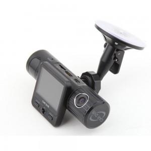 Mini DashCam - F6000 Camera - Rotation 270 Degrés tout cours Full HD 1080P