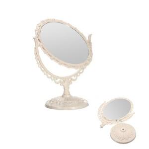Miroir Chic pour Maquillage - Double Face Portable