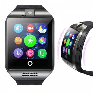 Montre Intelligente Q18 Bluetooth - SmartWatch Wearable Devices