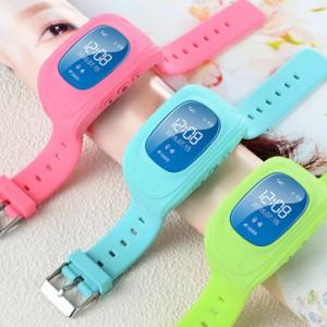 Montre GPS Pour Enfants Tactile - Anti-perte - Q50