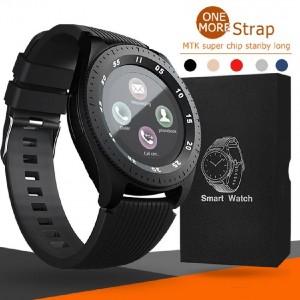 Montre GSM Bluetooth Avec Caméra Carte SIM - SmartWatch - Z4