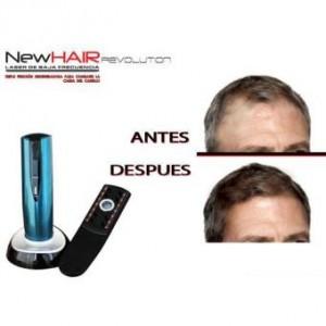 New Hair Revolution - Restauration Peigne Cheveux