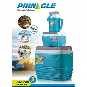 Ensemble de 3 Pièces Glacière - PINNACLE - 32L + 4,5L + 2,5L - BPA Free