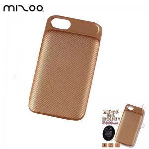 Power Bank - MIZOO - 5000mAh pour iPhone 7