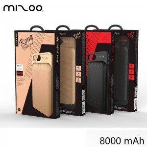 Power Bank - MIZOO - 8000mAh RongFang MP-57