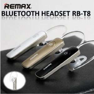 Écouteurs Bluetooth Sports - Remax T8 - pour iphone6/5s/5 Sumsung