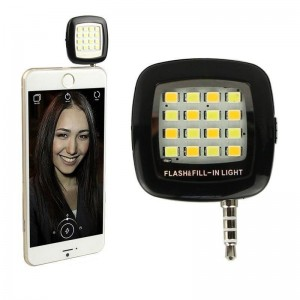 Mini Flash portatif portable - Selfie Torch