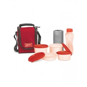TATCH Repas complet Combo 4 Containers Lunch Box