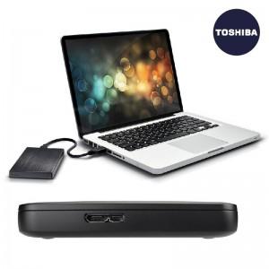Toshiba - Disque Dur Externe de 1000 Go