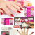Nail Perfect - Kit d'Application de Vernis et Décoration des Ongles - Manucure